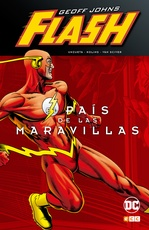 FLASH DE GEOFF JOHNS: EL PAIS DE LAS MARAVILLAS