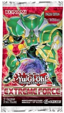 YUGIOH BOOSTER X 9 CARTAS - EXTREME FORCE