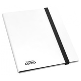 CARPETA ULTIMATE GUARD 4 BOL. FLEX BLANCO