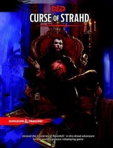 D&D 5TH CURSE OF STRAHD
