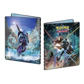 CARPETA UP POKEMON 9 FOLIOS - SUN & MOON: BURNING SHADOWS