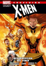 MARVEL EXCELSIOR: X-MEN  RESURRECCION DEL FENIX