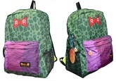 MOCHILA DRAGON BALL - CELL RED RIBBON