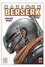 BERSERK MAXIMUM # 03