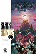BLACK SCIENCE # 02