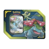 LATA POKEMON - TAG TEAM: CELEBI & VENUSAUR