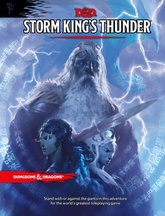 D&D 5TH STORM KING'S THUNDER