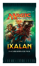 MAGIC BOOSTER X 15 CARTAS - IXALAN