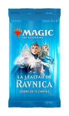 MAGIC BOOSTER X 15 CARTAS - LA LEALTAD DE RAVNICA