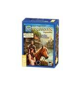 CARCASSONNE - POSADAS Y CATEDRALES (EXPANSION)