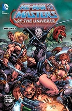 HE-MAN AND THE MASTERS OF THE UNIVERSE VOL. 03