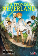 THE PROMISED NEVERLAND # 01