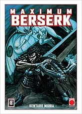BERSERK MAXIMUM # 08