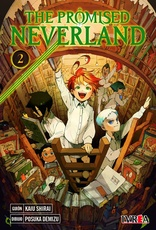 THE PROMISED NEVERLAND # 02