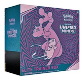 POKEMON BOX ELITE TRAINER UNIFIED MINDS