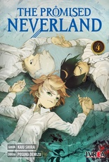 THE PROMISED NEVERLAND # 04
