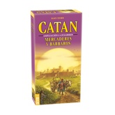 CATAN - MERCADERES Y BARBAROS AMPLIACION 5-6 JUGADORES