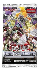 YUGIOH BOOSTER X 5 CARTAS - FISTS OF THE GADGETS