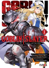 GOBLIN SLAYER # 01