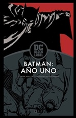 BATMAN: AÑO UNO - EDICION DC BLACK LABEL