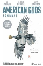 AMERICAN GODS SOMBRAS INTEGRAL # 01