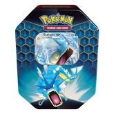 LATA POKEMON - HIDDEN FATES GX TIN: GYARADOS