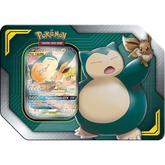 LATA POKEMON - TAG TEAM: EEVEE & SNORLAX