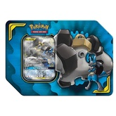LATA POKEMON - TAG TEAM: LUCARIO & MELMETAL