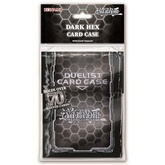 YUGIOH DECK CASE DARK HEX