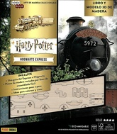INCREDI BUILDS: HARRY POTTER - HOGWART EXPRESS