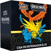 POKEMON ELITE TRAINER BOX - DESTINOS OCULTOS