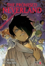 THE PROMISED NEVERLAND # 06
