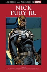 HEROES PODEROSOS MARVEL # 95 - NICK FURY JR.
