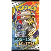 POKEMON BOOSTER X 10 CARTAS - SUN & MOON - COSMIC ECLIPSE