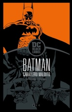 BATMAN: CABALELRO MALDITO - EDICION BLACK LABEL