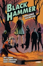 BLACK HAMMER # 01 - ORIGENES SECRETOS