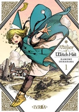 ATELIER OF WITCH HAT # 01