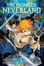 THE PROMISED NEVERLAND # 08