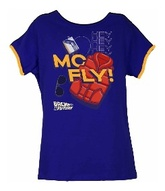REMERA BACK TO THE FUTURE - MC FLY
