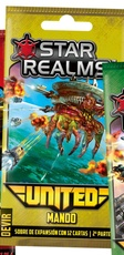 STAR REALMS: UNITED - MANDO