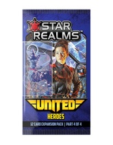 STAR REALMS: UNITED - HEROES