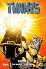 100% MARVEL HC - THANOS: EPIFANIA