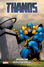 100% MARVEL HC - THANOS: REDENCION