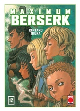 BERSERK MAXIMUM # 12