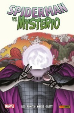 100% MARVEL HC - SPIDERMAN VS MYSTERIO