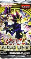 YUGIOH BOOSTER X 5 CARTAS - LEGENDARY DUELIST: MAGICAL HERO