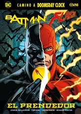 BATMAN / FLASH: EL PRENDEDOR
