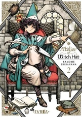 ATELIER OF WITCH HAT # 02