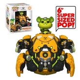 FUNKO POP! GAMES OVERWATCH WRECKING BALL 6""