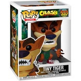 FUNKO POP! GAMES CRASH BANDICOOT TINY TIGER